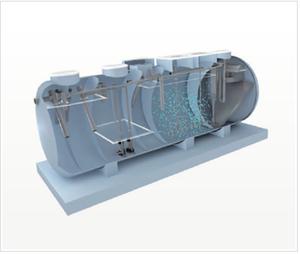 搾乳廃水ユニット