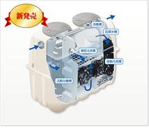 CA型 5人槽イメージ
